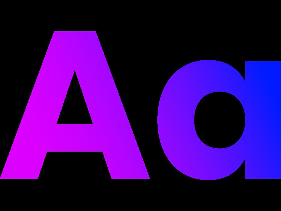 Text Gestaltung
